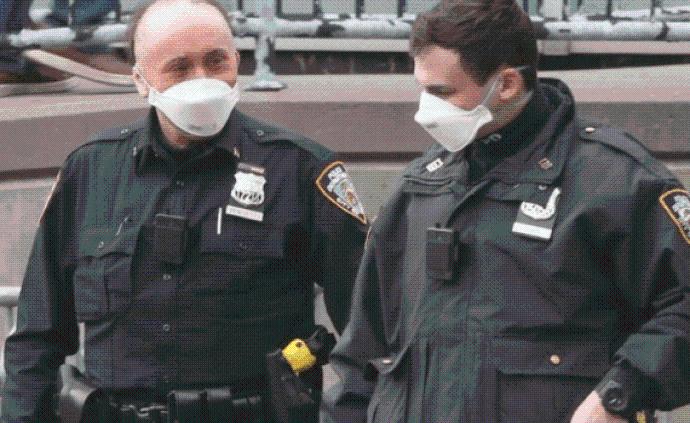 美媒:新澤西州超700名警察新冠肺炎檢測呈陽性
