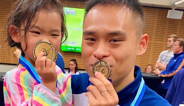 奧運延期|跳水老將李世鑫:我等了奧運20年,還差這一年嗎