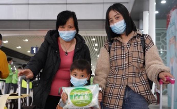 广州开展关爱湖北籍返穗人员行动,低收入家庭可获补助