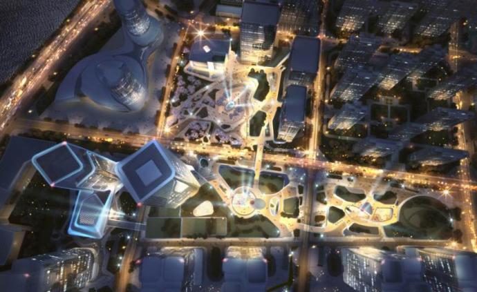 绍兴国际金融活力城奠基,华发助力打造产业新城3.0