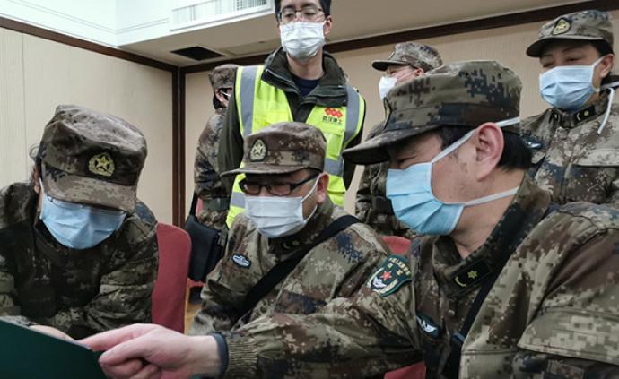 全球戰疫·觀察|軍隊在應對新冠肺炎疫情中有何作用?