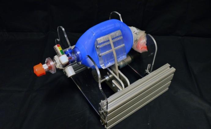 應對呼吸機短缺,MIT開發成本100美元的簡易呼吸機