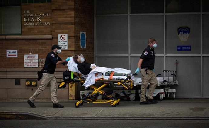 全球抗疫观|220万人死于新冠?特朗普说的最坏结局靠谱吗