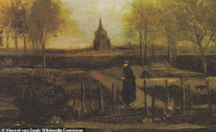 今天是梵高生日,他的畫作《春天花園》被盜!