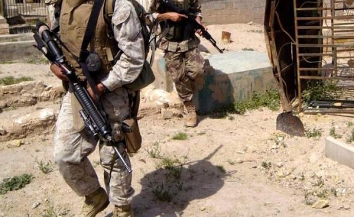 以美為首國際聯軍將持續從伊拉克多個軍事基地撤出