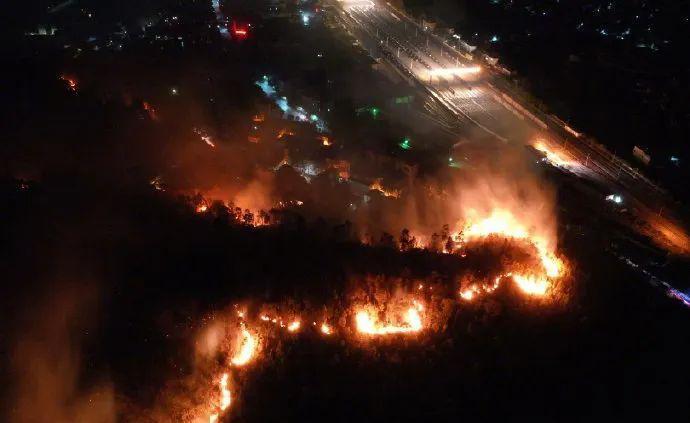 四川涼山一帶為何林火高發?撲救危險性為何如此大?