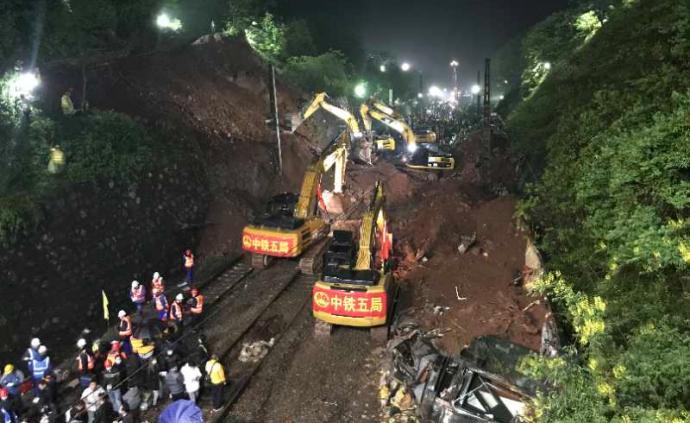T179次列车郴州侧翻前的致命11分钟