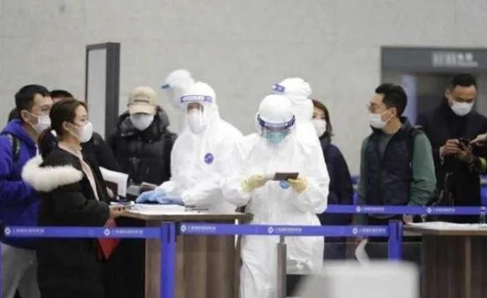 張文宏再談無癥狀:不會有大量感染者,國外輸入謹防社區傳播