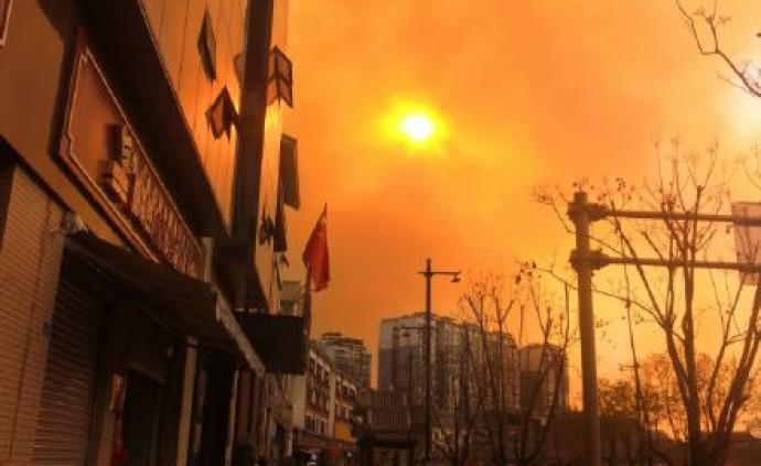 四川省委:要組織力量科學有效撲滅火災,決不能屢屢重蹈覆轍