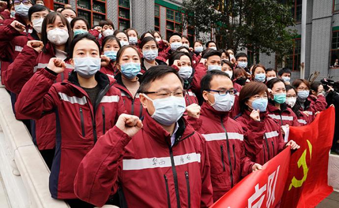 人民日报:疫情防控彰显制度优势