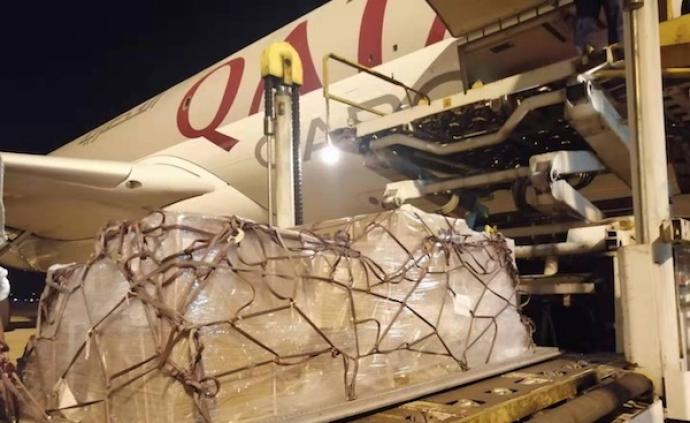 卡塔爾航空恢復飛往中國內地六大航點腹艙貨運服務
