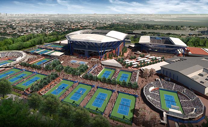纽约美网球场改建方舱医院,这些知名体育场馆成了抗疫阵地