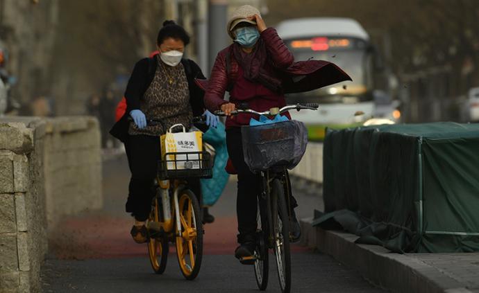 北京空氣污染治理公眾參與數據報告:尾氣、揚塵最受市民關注