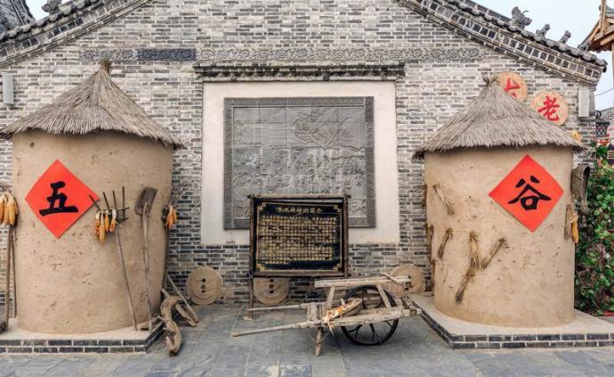 """走出灾荒:如何破除传统中国的""""粮食不安全"""""""