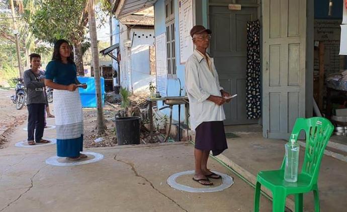 疫情之下|缅甸抗疫:柠檬、难民、巫神、病毒