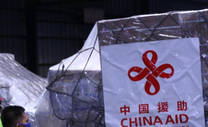 10万份试剂、4万个护目镜,中国第三批援助物资运抵乌克兰