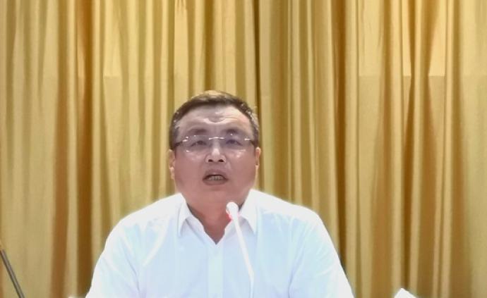 海南省东方市委书记铁刚拟任省委常务副秘书长