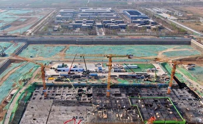 雄安新区设立三周年:高质量推进项目建设