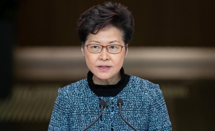 林鄭月娥:香港逾70人違反檢疫令被強制隔離,勿以身試法