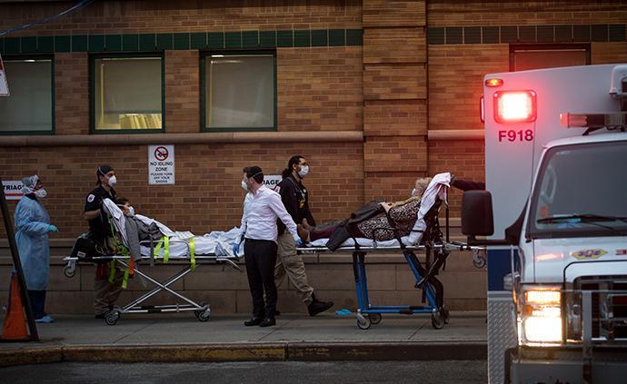美媒:全美多地医院因抗疫财政告急,等待联邦政府拨款