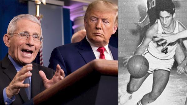 (换)曾是篮球少年的福奇博士小传