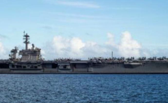 """美海军部长回应""""罗斯福""""号航母舰长求助:将追究信件泄露者"""
