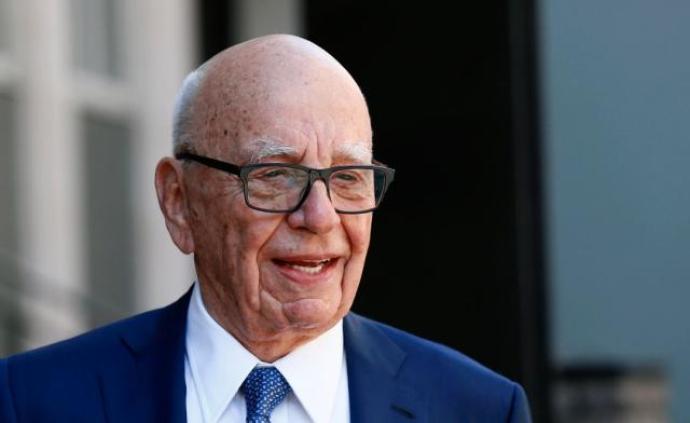 传媒大亨默多克名下新闻集团:在澳60份报纸停印