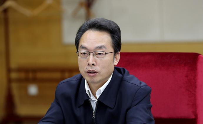 山西运城原市长朱鹏出任山西省工信厅厅长