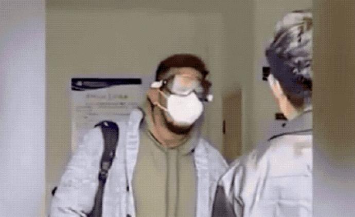 馬上評|插隊、咬護士:外國人不是防疫的法外之人