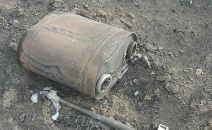 西昌山火19名勇士遇难地:山火围困柳树桩,灭火器被烧化