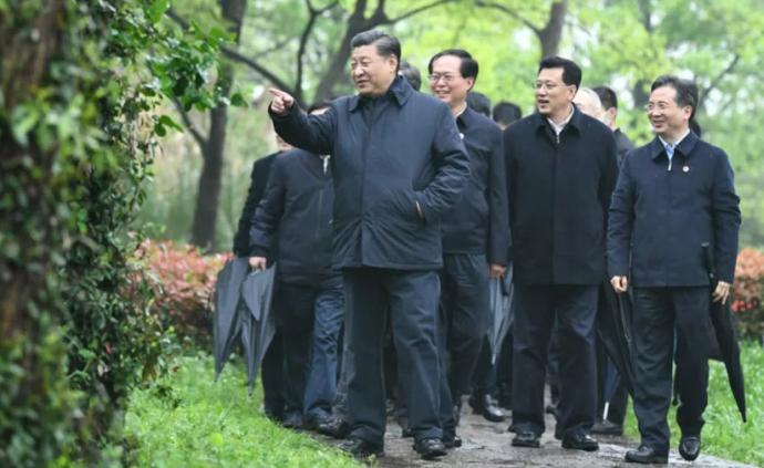 央视评论:总书记浙江之行,就是一堂生动的新发展理念课