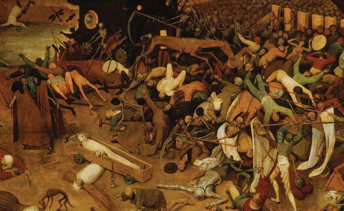 复旦通识·学人疫思|黑死病、理性意识与文艺复兴