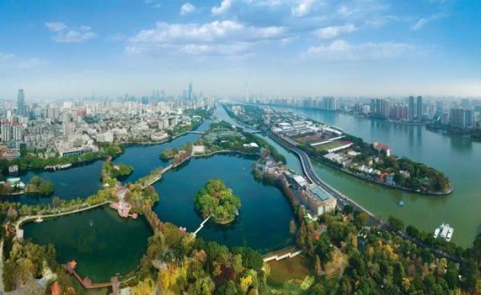 """广州2025年底建设1506公里碧道,打造理想""""水生活"""""""