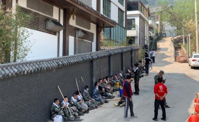 亲历西昌山火,大凉山国际戏剧节发起人李亭的三天三夜