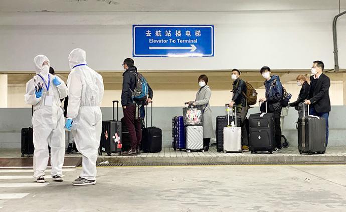 对话上海疾控专家:应正视、重视无症状感染者,不要过于恐慌