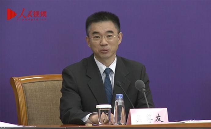 吴尊友:现在的措施下,由无症状感染者造成流行的可能性很小