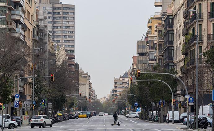 西班牙新增8102例新冠肺炎確診病例,累計110238例