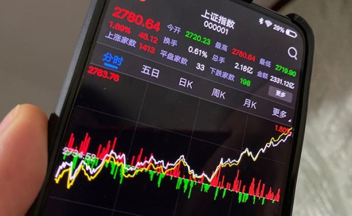 秦洪看盤 科技股強勁反抽,助力A股市場探明短線底部