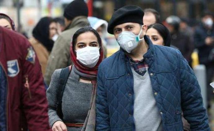 伊朗新增2875例新冠肺炎確診病例,累計50468例