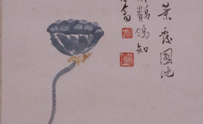 看吉林省博物院珍藏的張大千溥心畬:風流清逸,蕭疏奔放