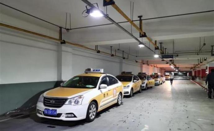 武漢市出租車擬于4月8日恢復運營
