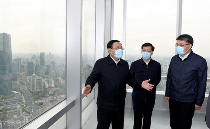 上海这一滨江黄金区块未来可期,李强实地踏看再抓规划推进