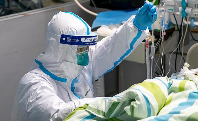 张文宏:不少重症病人由抵抗力下降引起,要摄入足够的蛋白质