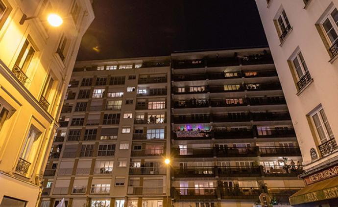 """""""禁足令""""期間法國家暴數量激增,政府提供酒店安置受害者"""