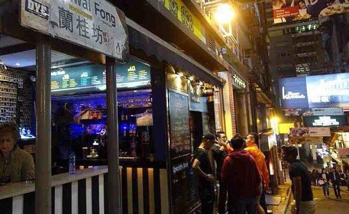 香港酒吧4月3日下午6時起停業兩周