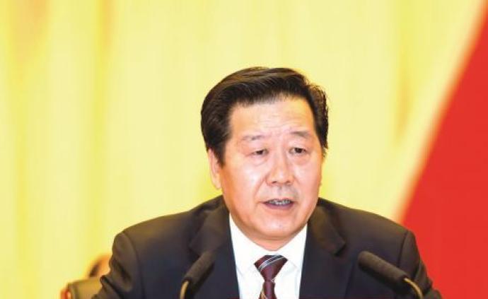 新疆伊犁州委原書記趙天杰已任州人大常委會黨組書記