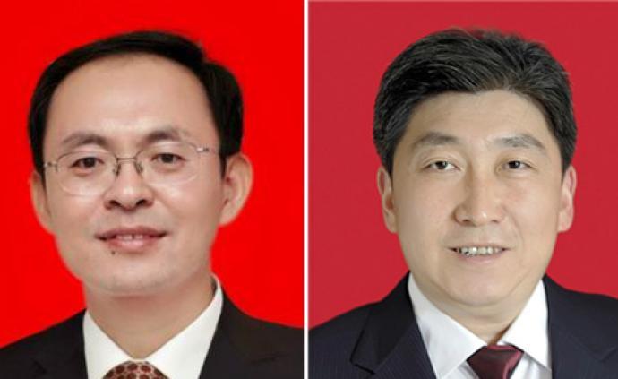 鄭連生、朱曉東分別出任忻州市委書記、市政府黨組書記