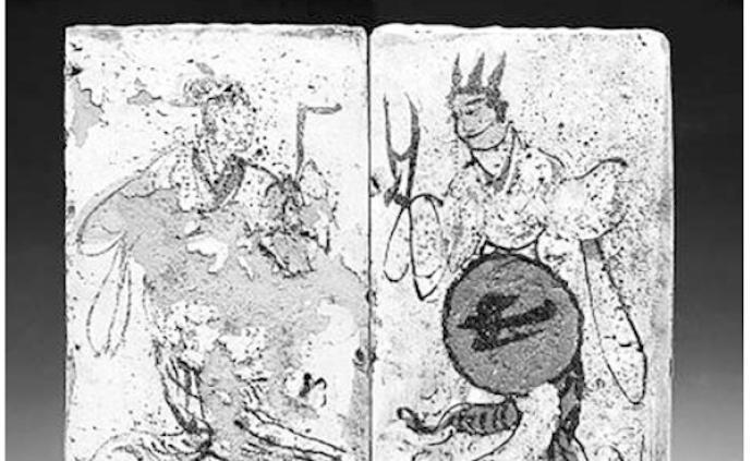 """沉睡千年的魏晉""""地下畫廊"""":走近許三灣古城遺址"""