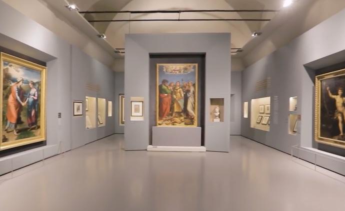 """意大利的""""居家藝術大餐"""":烏非齊等四百多博物館線上觀展"""