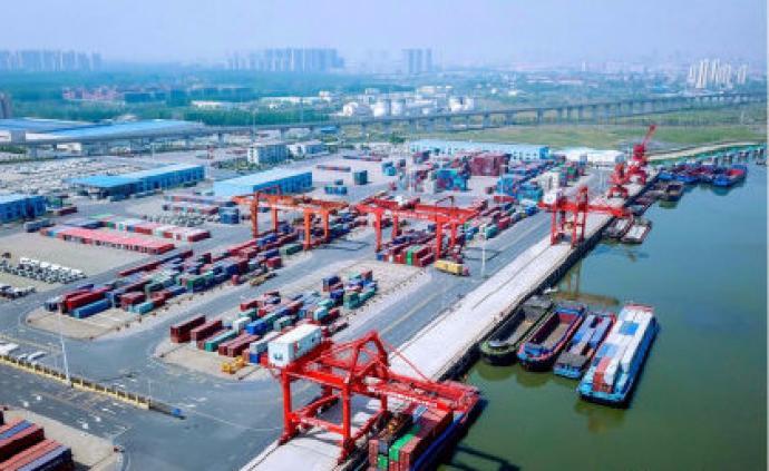 新版合肥港總體規劃獲批,將支撐產業轉移、長江經濟帶發展